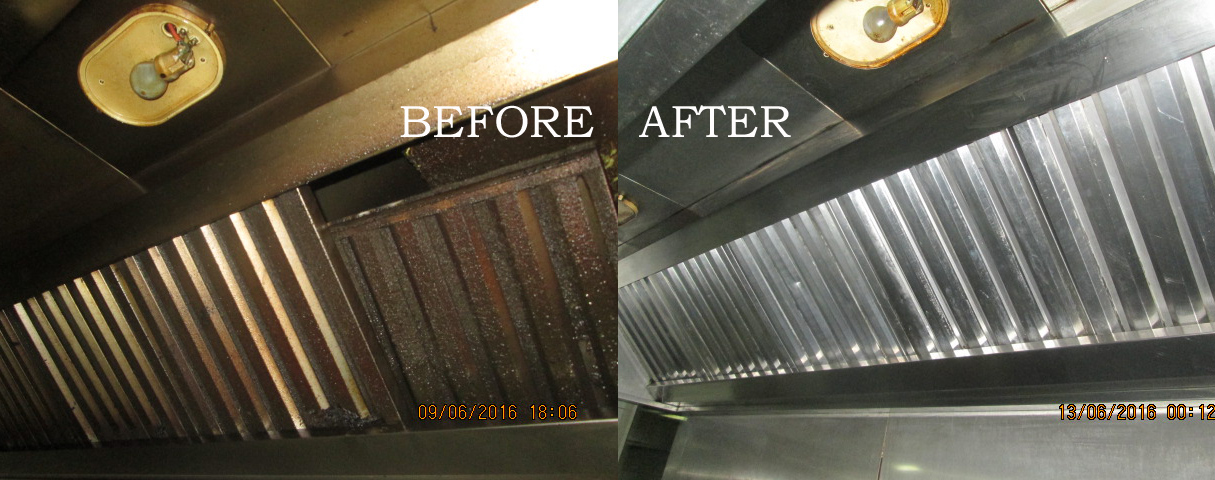 Kitchen Duct Cleaning – Super Fast Cleaning & Maintenance