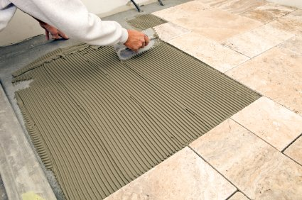 Tile fixing dubai