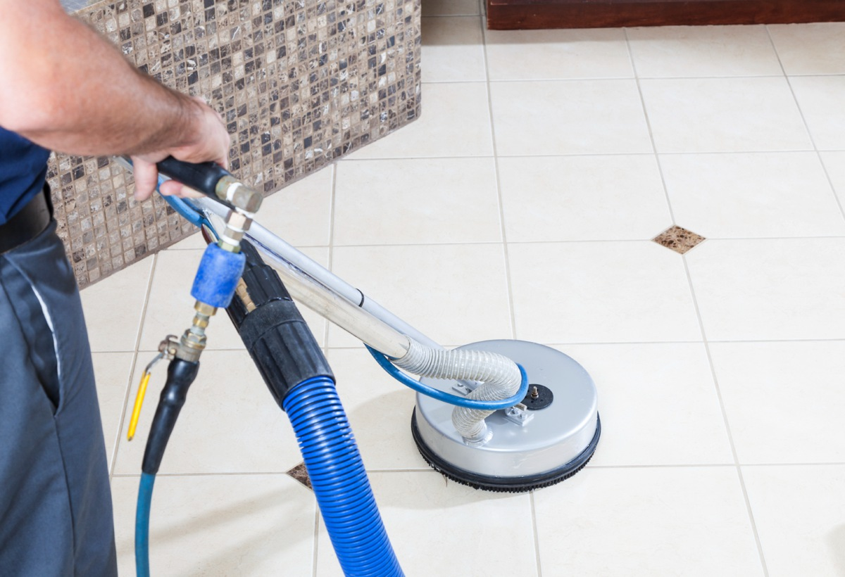 tile & grout cleaning dubai