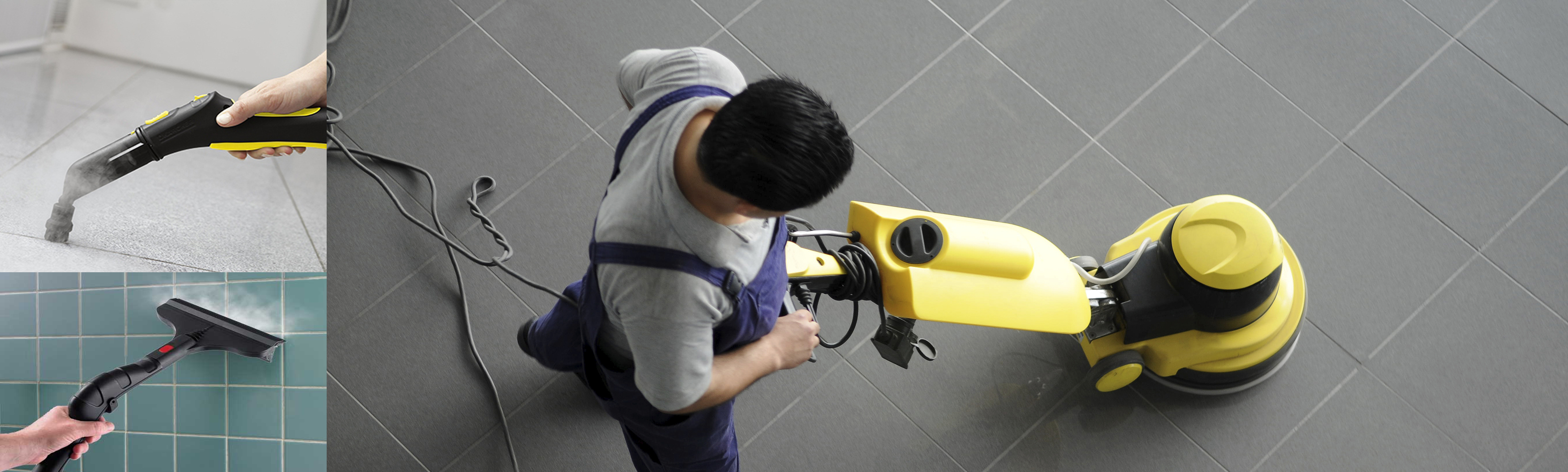Floor Tile Grout Cleaning Machine Al