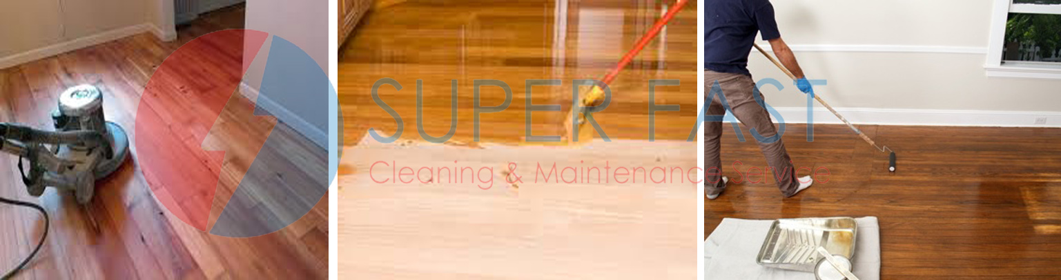 ... and commercial floor sanding and restoration services, for all kinds of wood floor including hardwood floors, pine floorboards and parquet floors.