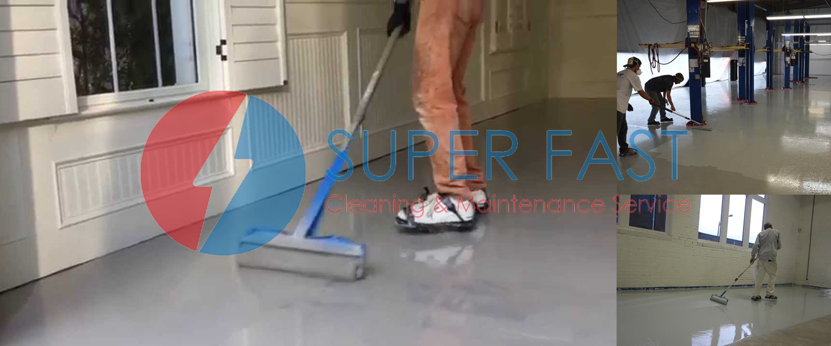 Epoxy Flooring Service Super Fast Cleaning Amp Maintenance