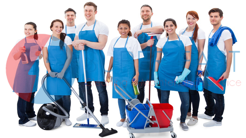 Apartment cleaning services dubai
