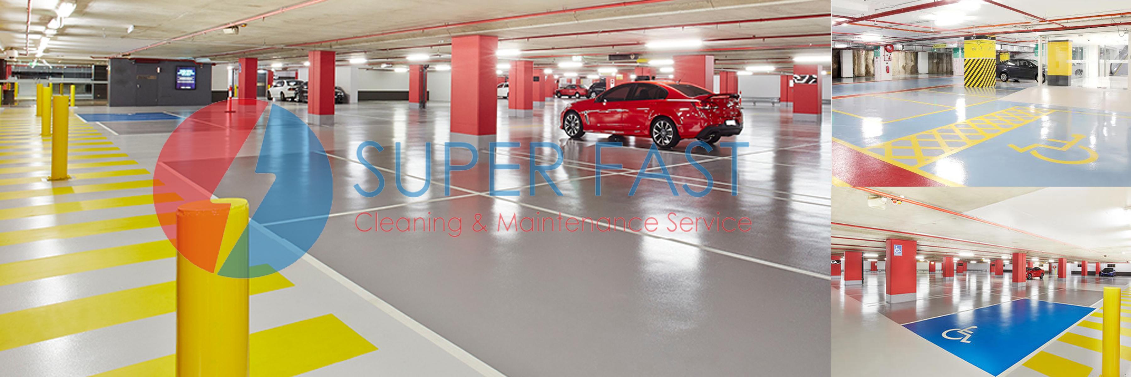 Epoxy Floor Coating UAE | Super Fast Cleaning & Maintenance