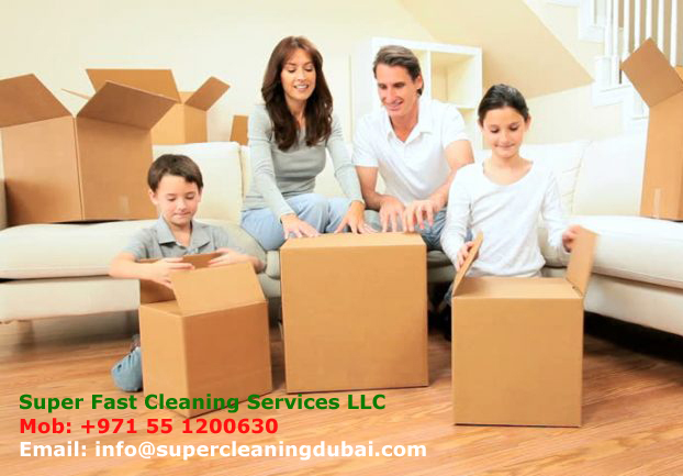 move in out cleaning dubai